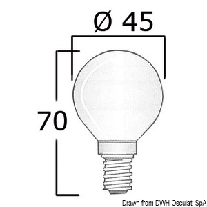 Bulbs and incandescent bulbs