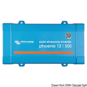 VICTRON Phoenix inverter, pure sine wave 180/800W title=