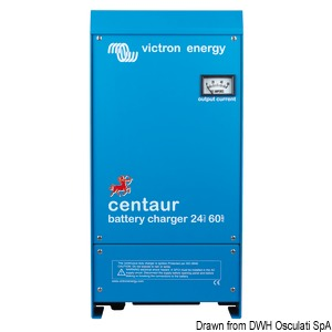VICTRON Centaur analogic battery chargers title=