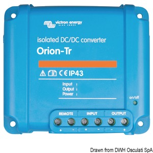 VICTRON Orion DC/DC converters, galvanic isolated title=