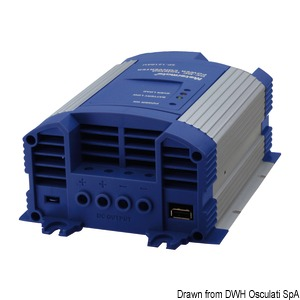 DC to DC galvanic isolation converters title=