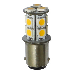 SMD LED bulb for spotlights, BA15D screw title=
