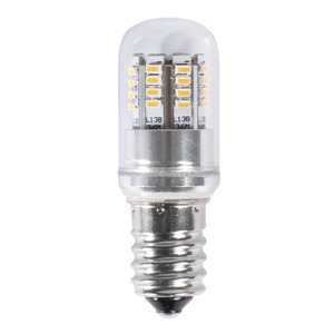SMD LED bulb, E14/E27 screw, LED glass cover title=