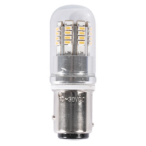BAY15D LED bulb, offset pins for navigation lights title=