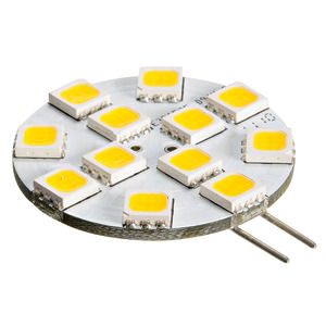 SMD LED bulb, G4 connection title=