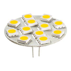12-LED bulb G4 rear connection Ø 30 mm