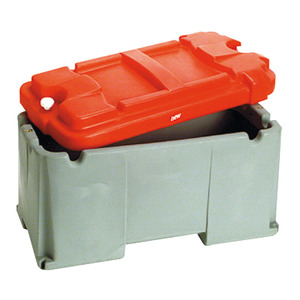 Battery box up to 200 A·h