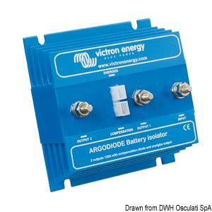 VICTRON battery combiners