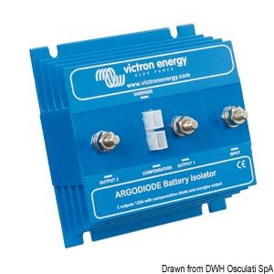 VICTRON battery isolators