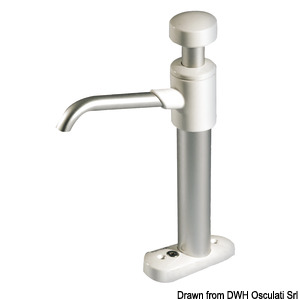 WHALE taps and foot pumps