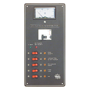 AC power control panel, 220 V title=