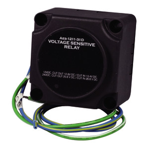 Voltage Sensitive Relay title=