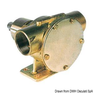Pumpe NAUCO Modell 40