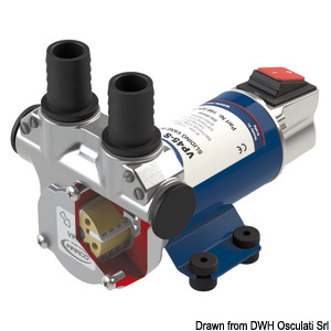 MARCO self-priming electric pump for diesel oil transfer title=
