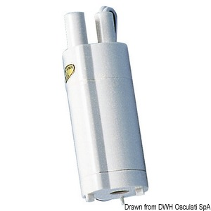 CARAVAN certrifugal submersible pump title=