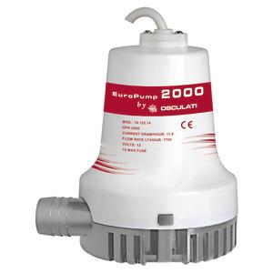 Europump II submersible bilge pump 2000 12 V