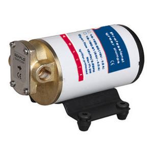 Self-priming pump for oil, diesel oil and viscous fluids title=
