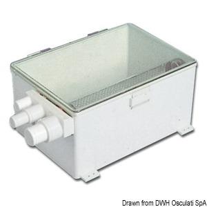 Бак для сбора канализационных вод title=