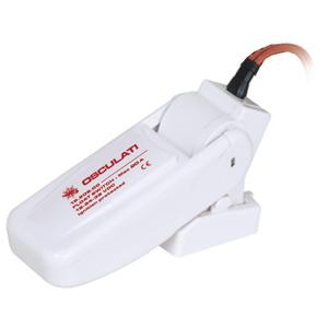 Bilge pump switches