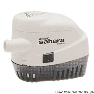 ATTWOOD Sahara automatic bilge pump title=