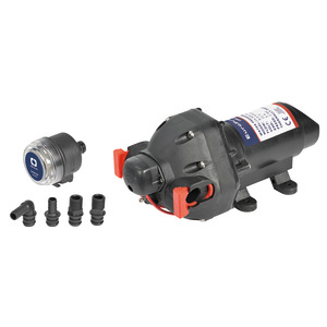 Europump 3-diaphragm self-priming fresh water pump title=