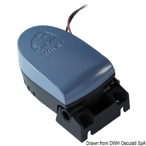 WHALE automatic switch for bilge pumps title=