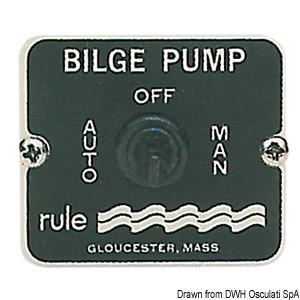 Prekidač RULE za kaljužne pumpe title=