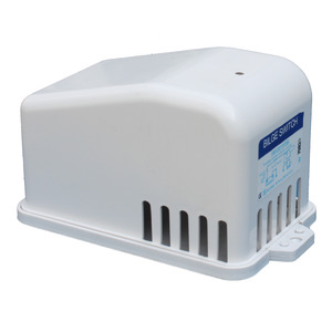 Cased eco-friendly automatic switch for any bilge pump title=