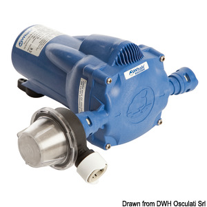 WHALE fresh water pumps