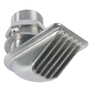 BHF (Buzzi - Hi - Flow) thru hull scoop strainer title=