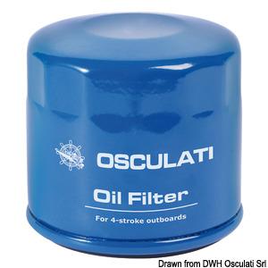 Filtri olio per fuoribordo a 4 tempi
