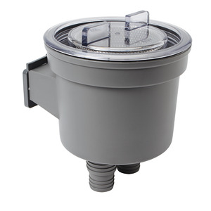 Aquanet XL cooling water strainer title=