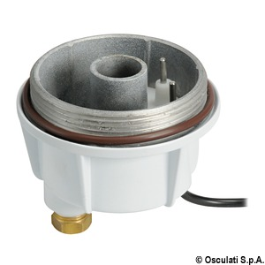 Water alarm for fuel filters title=
