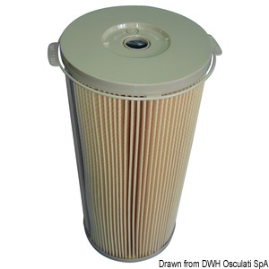 Replacement diesel filter cartridges SOLAS
