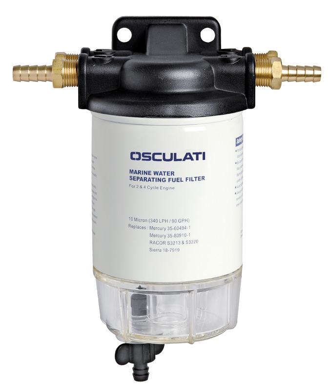 separating filter f  petrol 192-410 l/h
