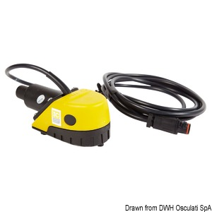 WHALE suction strainer with IC automatic sensor title=