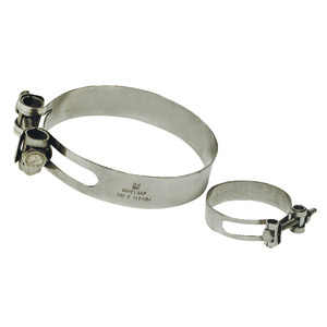 HEAVY DUTY hose clamps title=