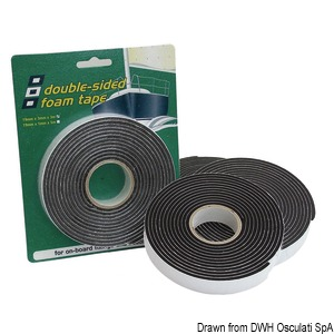 PSP MARINE TAPES double-sided soft tape title=