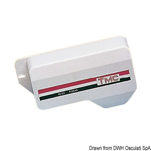 TMC watertight windshield wiper motor