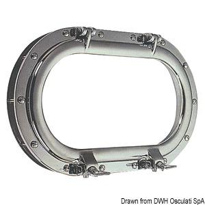 Ovale large portlight