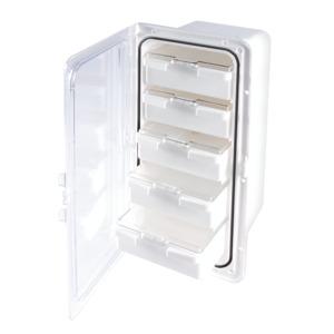 5-drawer storage locker title=