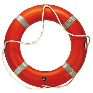 Ring lifebuoys in compliance with the Italian Ministerial Decree 385/99