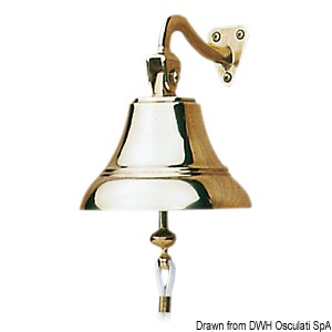 Sonorous bronze bell title=