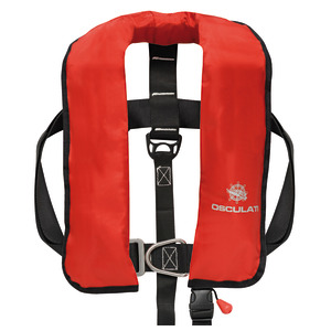 SAIL self-inflatable lifejacket - 165 N (EN ISO 12402-3) title=