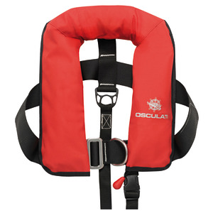 Baby self-inflatable lifejacket - 150 N (EN ISO 12402-3) title=