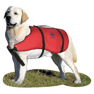 PET VEST lifejacket for cats and dogs title=