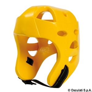 Floating helmet made of soft foam title=