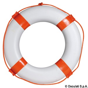 Ring lifebuoy (it conforms to the old Ministerial Decree 20/4/78)
