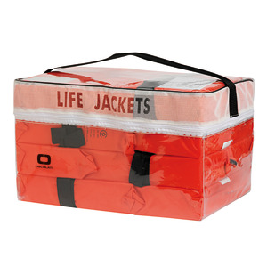 Bag for lifejackets title=