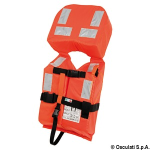 WORLDLIFE 8 MED-approved lifejacket, IMO resolution MSC.200(80)